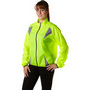 Nylon (190T) fluorescent runners jacket