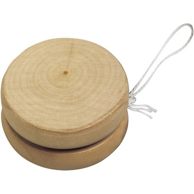 Picture of Wooden yo-yo