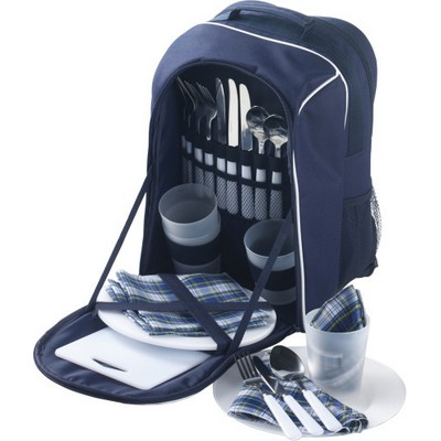 Picture of Picnic rucksack for four people
