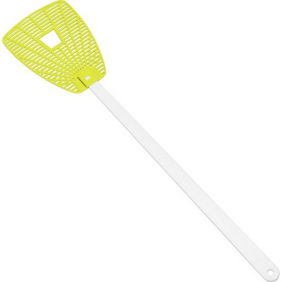 Picture of 'Give the fly a chance' flyswatter