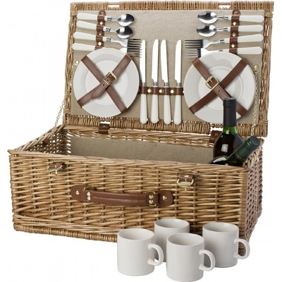 Picture of Picnic basket for 4 people.