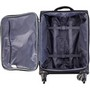 420 Jacquard, light weighted trolley with 4 wheels
