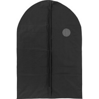 Picture of PEVA garment bag with a zipper