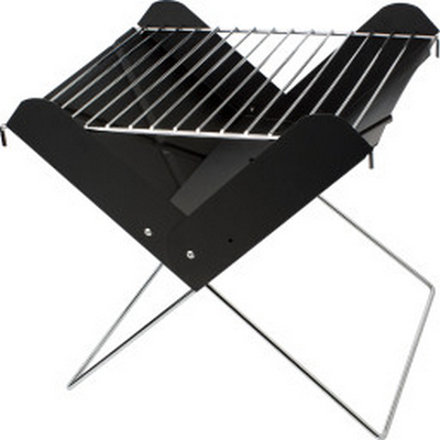 Picture of Foldable barbecue grill.
