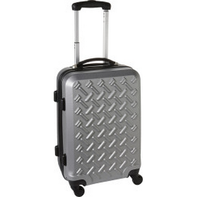 Picture of PC/ABS matt silver trolley.