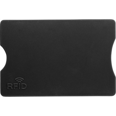 Picture of Plastic card holder with RFID protection