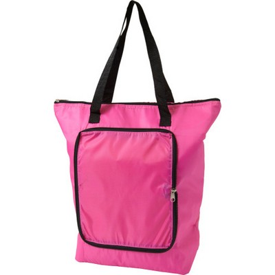 Picture of Polyester (210D) foldable cooler bag