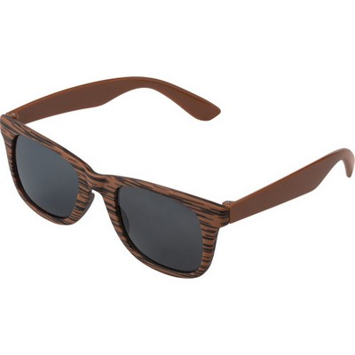 Picture of Sunglasses with wood look