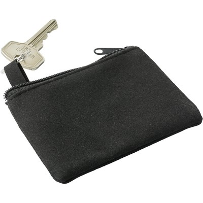 Picture of Polyester key wallet