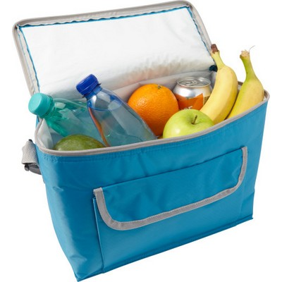 Picture of Polyester (420D) rectangular cooler bag