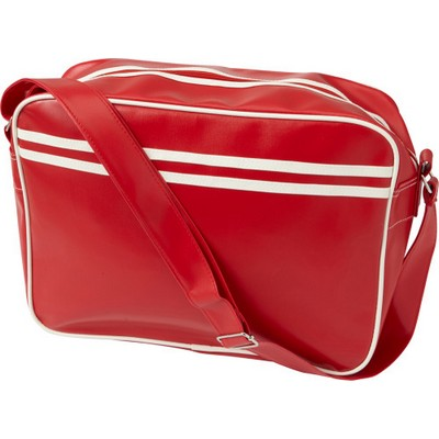 Picture of PVC messenger bag