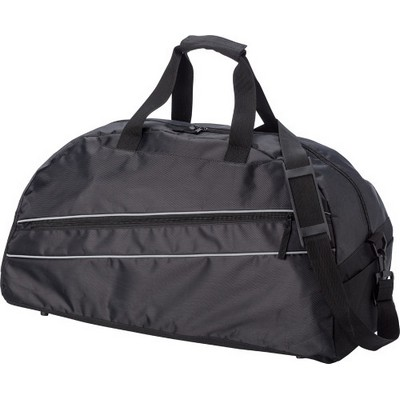 Picture of Polyester (600D/twill) sports bag