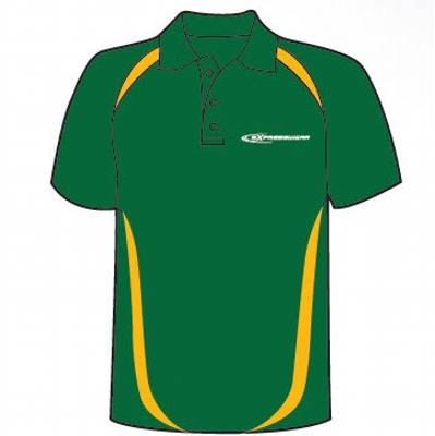 Picture of Short sleeve polo shirt