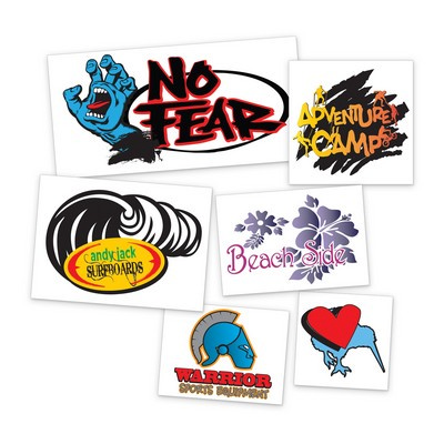 Picture of Temporary Tattoos 38 x 51mm