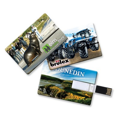 Picture of Credit Card Flash Drive 2GB
