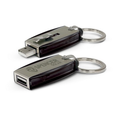 Picture of Key Ring 4GB Flash Drive