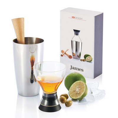 Picture of James Cocktail Set