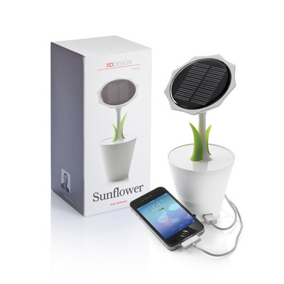 Picture of Solar Sunflower 2500mAh Charger