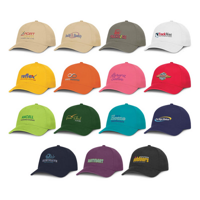 Picture of Sierra 6 Panel Heavy Cotton Cap