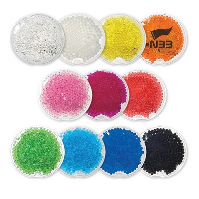 Picture of Round Gel Beads Hot/Cold Pack - Small