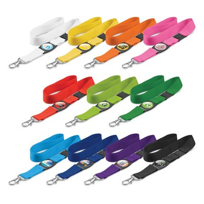 Picture of Crest Lanyard