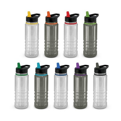 Picture of Triton Elite Drink Bottle - Clear and Black