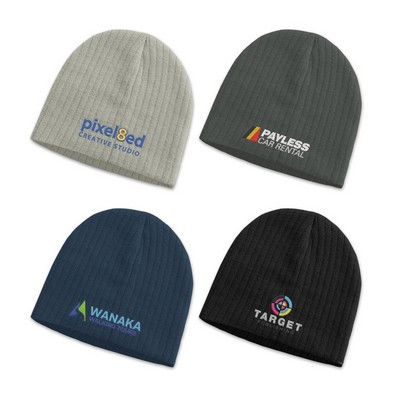 Picture of Nebraska Cable Knit Beanie