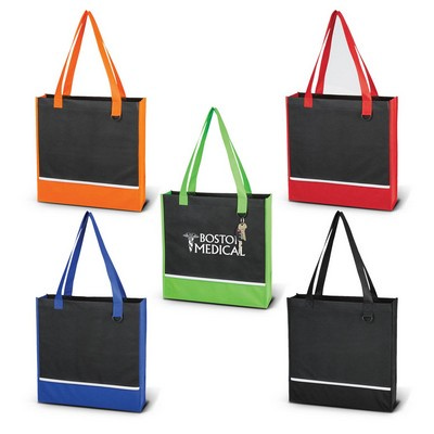 Picture of Non Woven Accent Tote Bag