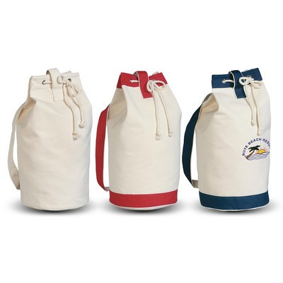 Picture of Heavy Canvas Cotton Boat Tote