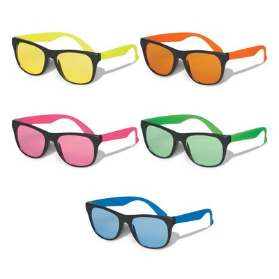 Picture of Tinted Rubberised Sunglasses