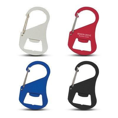 Picture of Carabiner Bottle Opener