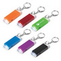 Crystal Block LED Key Chain