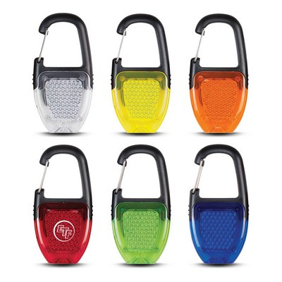 Picture of Reflective Carabiner Key Light
