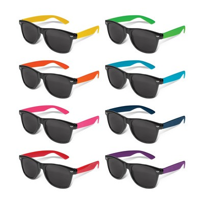 Picture of Malibu Premium Sunglasses - Black Frames