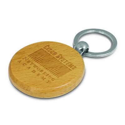 Picture of Artisan Key Ring - Round