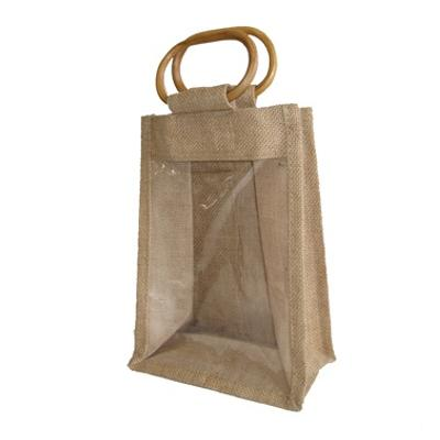 Picture of Jute Bottle & Jar Bag
