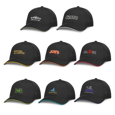 Picture of Swift Premium Cap - Black