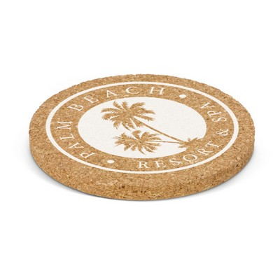 Picture of Oakridge Cork Coaster - Round