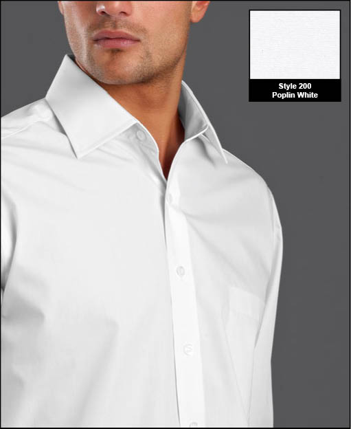 Picture of Poplin White Shirt