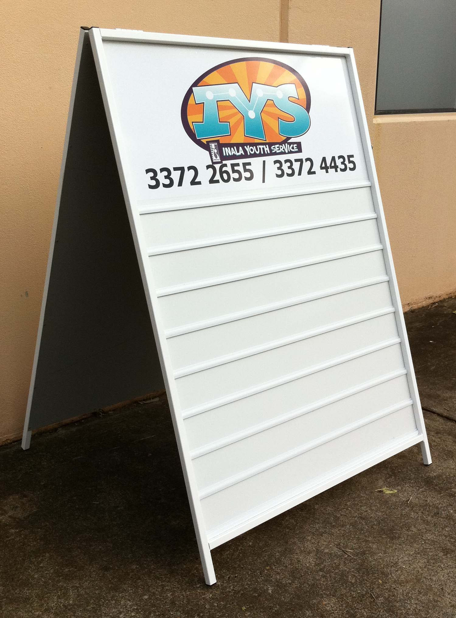 Picture of Changeable Message A-Frame 900 x 1200