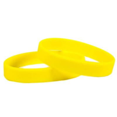 Picture of Wristbands Stock Yellow