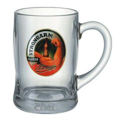 Picture of Benidorm Glass Beer Mug 450ml