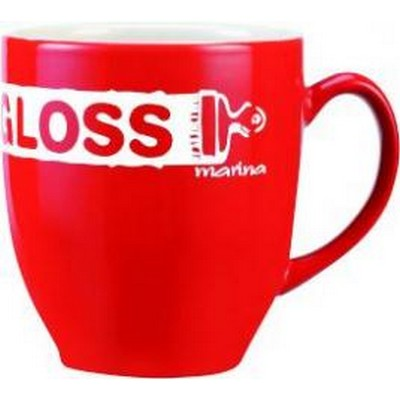 Picture of Broadway Red/White Coffee Mug