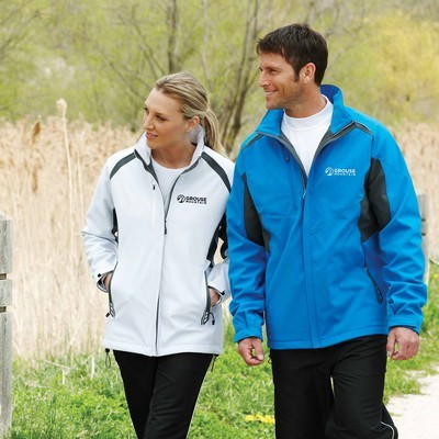 Picture of Ortega Insulated Softshell Jacket - Mens