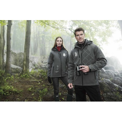 Picture of Bryce Insulated Softshell Jacket - WomensInsulated Thermaltech Jacket