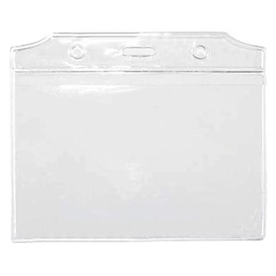 Picture of Plastic PVC Card Holder 11cm x15cm
