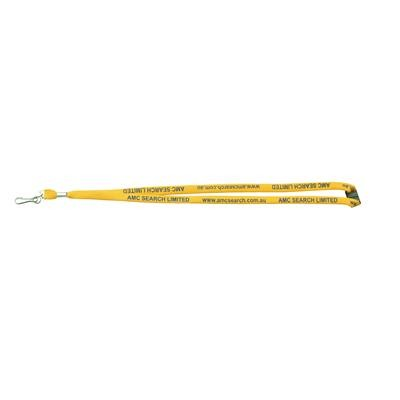 Picture of Recycled PET Material Lanyard