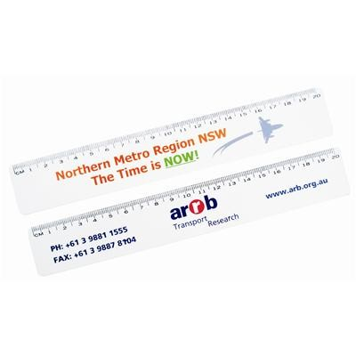 Picture of PVC Magnifying Ruler