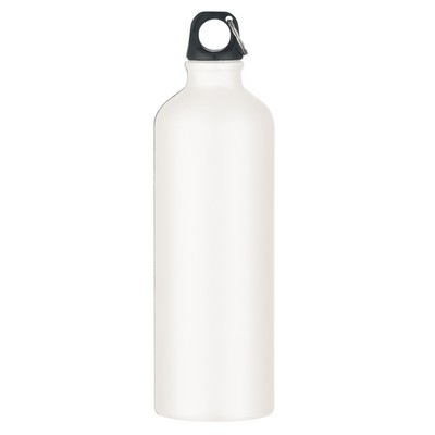 Picture of Aluminium Sports Bottle 750Ml With Carab