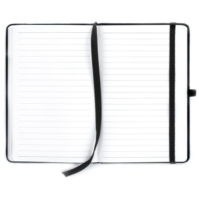 Picture of A6 Notebook, Pen Loop And Elastic Closur